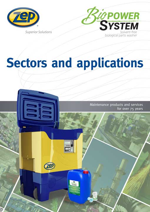 Biopower - Sectors and applications