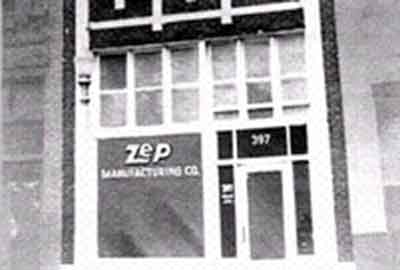 The founding of Zep